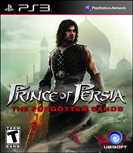 Ps3 Prince Of Persia Forgotten Sands