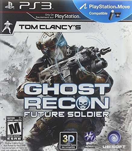 Ps3 Ghost Recon Future Soldier Ubisoft M