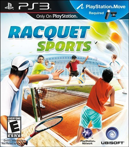 Ps3 Move Racquet Sports