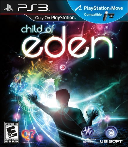 Ps3 Child Of Eden (move Compatible Ubisoft E10+