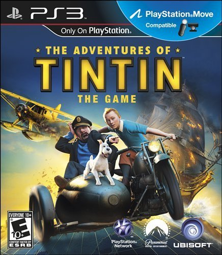 Ps3 Adventures Of Tintin The Game