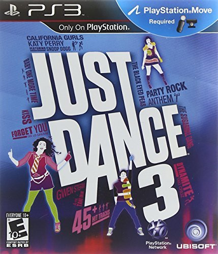 Ps3 Just Dance 3 Requires Move E10+