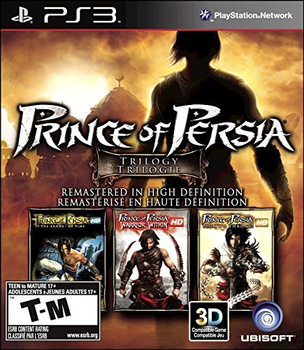 Ps3 Prince Of Persia Trilogy Hd