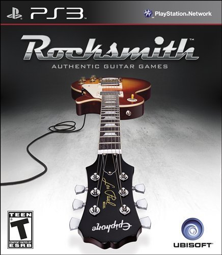 Ps3 Rocksmith Must Have Cable When Buying This Back!