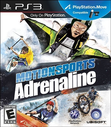 Ps3 Motionsports Adrenaline Move Compatible