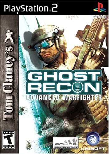 Ps2 Ghost Recon 3 Advanced War