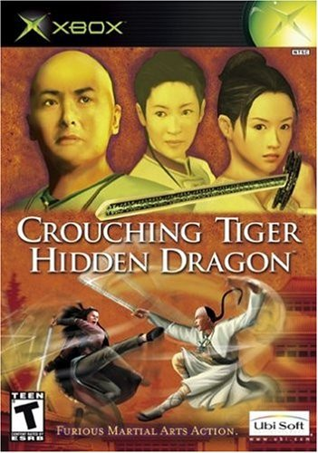 Xbox Crouching Tiger Hidden Dragon