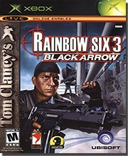 Xbox Rainbow Six 3 Black Arrow