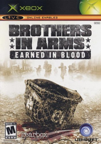 Xbox Brothers In Arms Earned In Blood