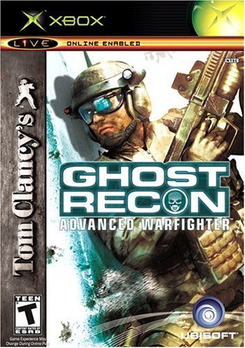 Xbox Ghost Recon Advanced Warfighter