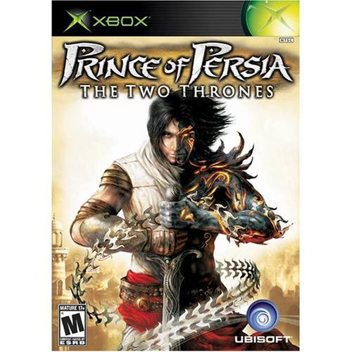 Xbox Prince Of Persia 3 Two Thrones
