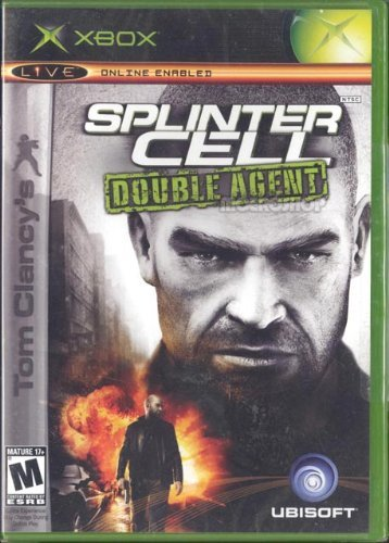 Xbox Splinter Cell Double Agent