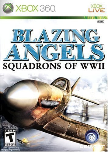 Xbox 360 Blazing Angels Squadrons