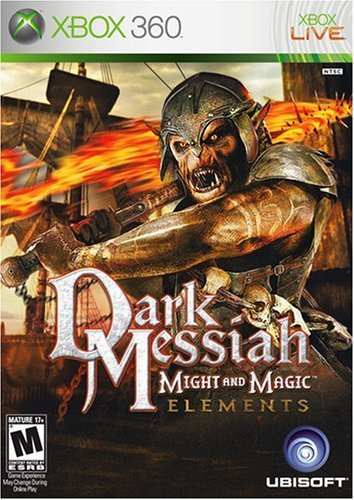 Xbox 360 Dark Messiah Of Might &