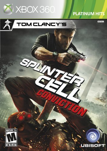 X360 Tom Clancy's Splinter Cell Conviction
