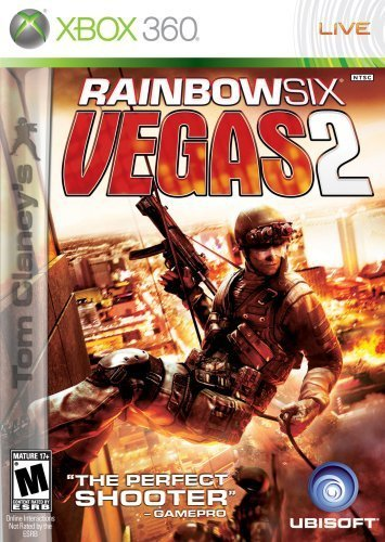 X360 Rainbow Six Vegas 2