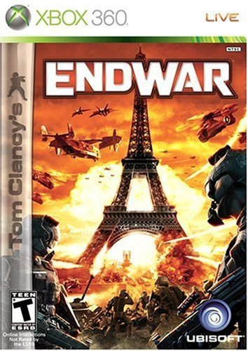 X360 Tom Clancy's End War M