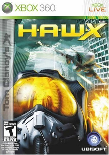 X360 Tom Clancy's H.A.W.X.