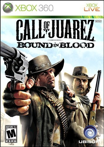 X360 Call Of Juarez Bound In Blood