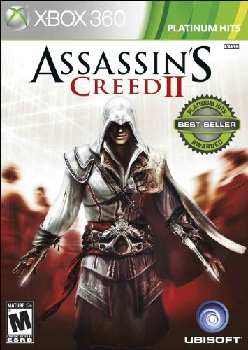 Xbox 360 Assassins Creed 2