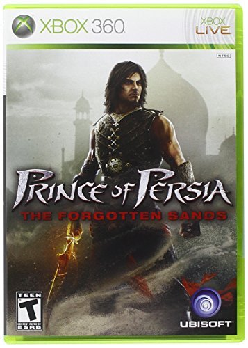Xbox 360 Prince Of Persia Forgotten Sands