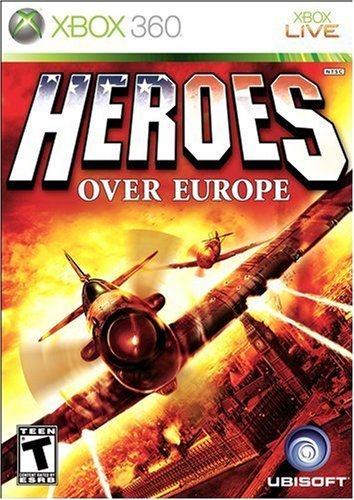 X360 Heroes Over Europe