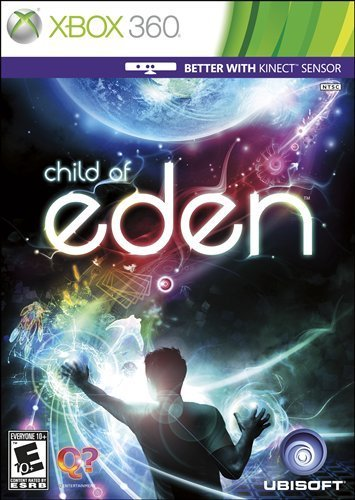 Xbox 360 Child Of Eden Kinect Compatible