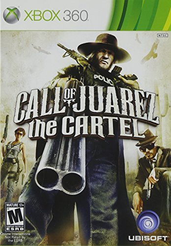 X360 Call Of Juarez The Cartel M