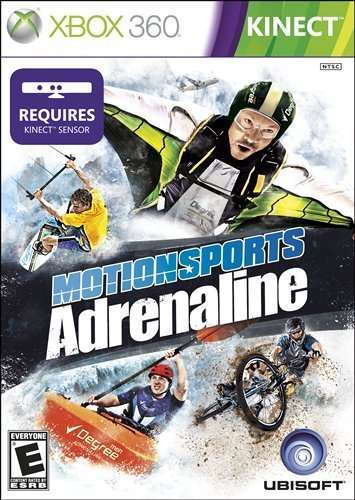 Xbox 360 Kinect Motionsports Adrenaline