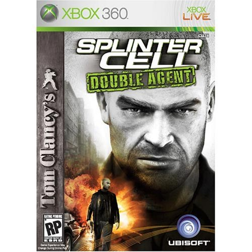 X360 Tom Clancy's Splinter Cell Double Agent Le W Gold Key M