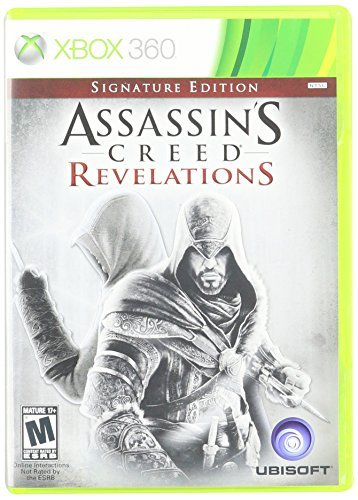 Xbox 360 Assassin's Creed Revelations Signature Edition