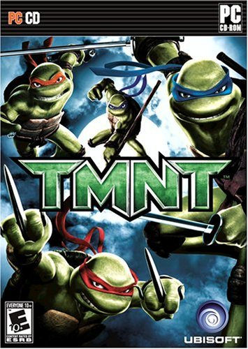 Pc Games Teenage Mutant Ninja Turtles Ubisoft E10+