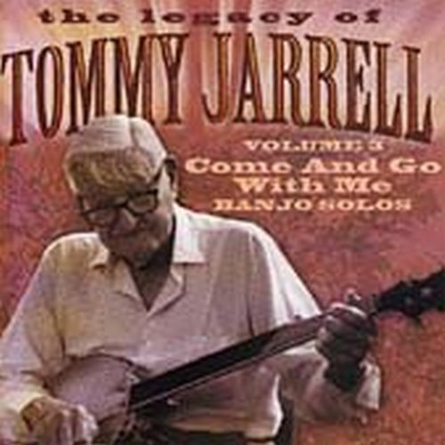 Tommy Jarrell Vol. 3 Legacy Of Tommy Jarrell
