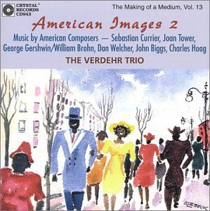 Verdehr Trio American Images Making Of A M Verdehr Trio