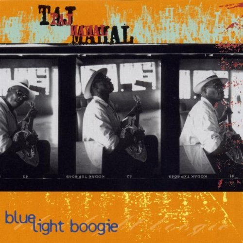 Taj Mahal Blue Light Boogie