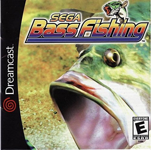 Sega Dreamcast Sega Bass Fishing E
