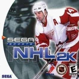 Sega Dreamcast Nhl 2k Hockey E