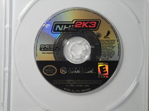 Cube Nhl 2k3 Hockey Rated E Grade B+