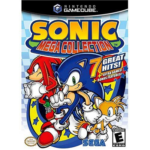 Cube Sonic Mega Collection