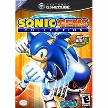 Cube Sonic Gems Collection