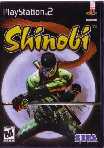 Ps2 Shinobi M