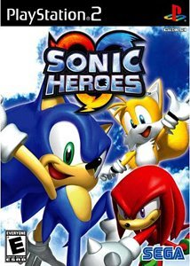 Ps2 Sonic Hereos
