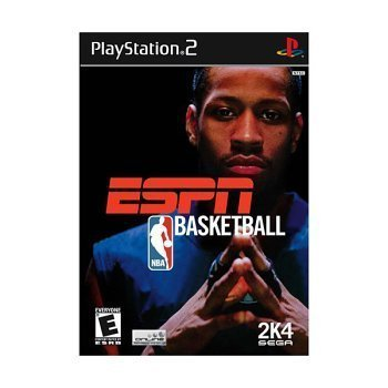 Ps2 Espn Nba Basketball 2k4
