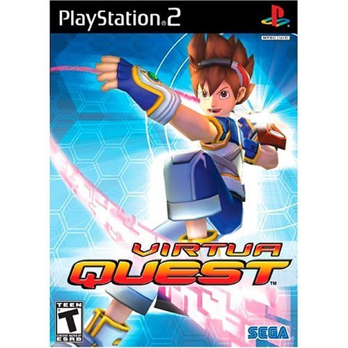 Ps2 Virtua Quest