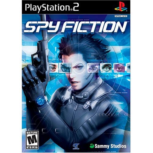 Ps2 Spy Fiction