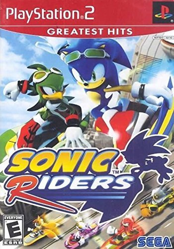 Ps2 Sonic Riders