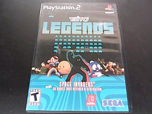 Ps2 Taito Legends