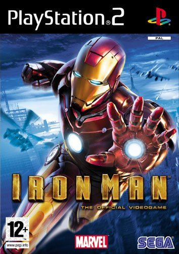 Ps2 Iron Man