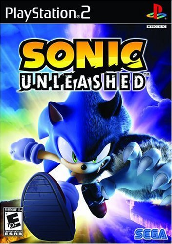 Ps2 Sonic Unleashed