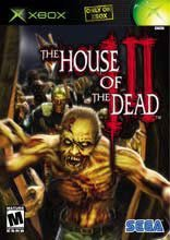 Xbox House Of Dead 3